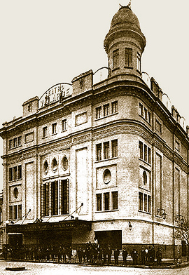Teatro Velarde Antes