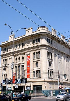 Teatro Velarde Despues